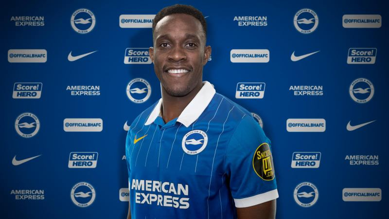 Former Man Utd and Arsenal forward Danny Welbeck sealed Premier League return with Brighton after rejecting £140,000-a-week move to Turkey