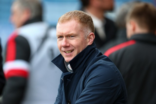 Scholes has dished some transfer advice to his former teammate Ole