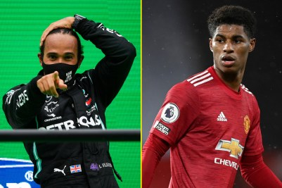 Marcus Rashford deserves a knighthood for free schools meal campaigning and Lewis Hamilton should be Sports Personality of the Year' - talkSPORT pundits weigh in on SPOTY debate