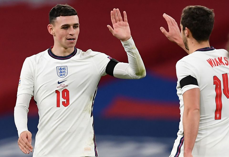 Phil Foden is also hoping to be part of England's Euro 2020 squad, but Austin says Southgate should play all of his best forwards in one squad!