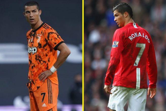 Cristiano Ronaldo 'considering' shock Man Utd return with Juventus keen to  sell next summer