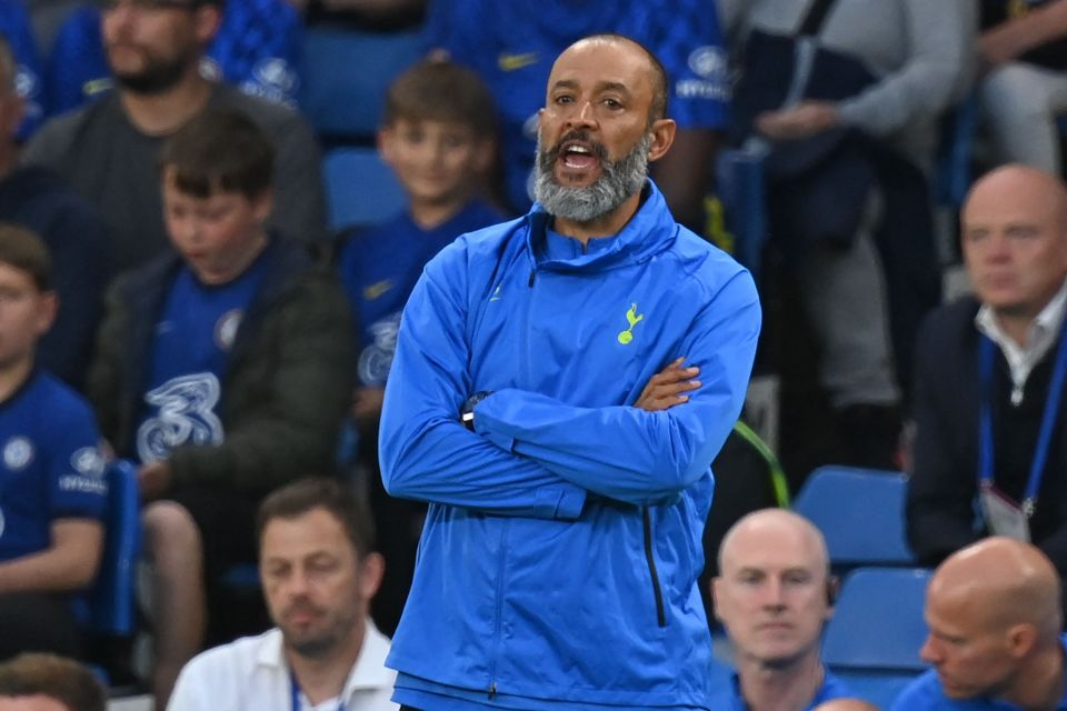 Nuno would have been encouraged by his team's display