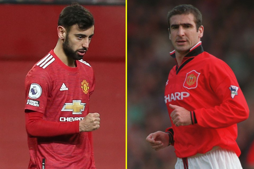 Thu sep 09, 2021 8:34 pm. Is Bruno Fernandes the new Eric Cantona? Portugal ...