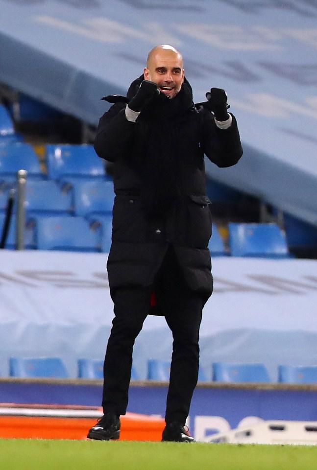 Pep Guardiola's man City look to reach Champions League semi-finals