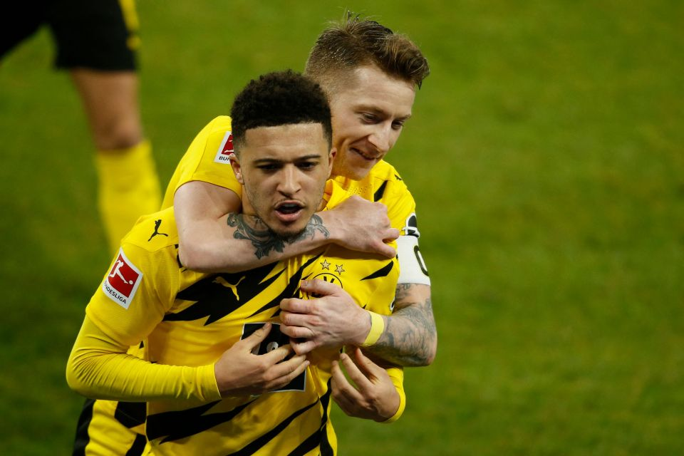 Sancho was a certified Bundesliga superstar, becoming the youngest player in history to reach 35 league goals
