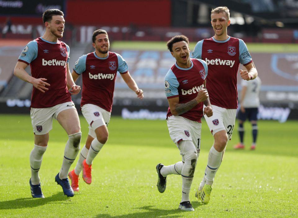 West Ham have won seven of their last nine Premier League games