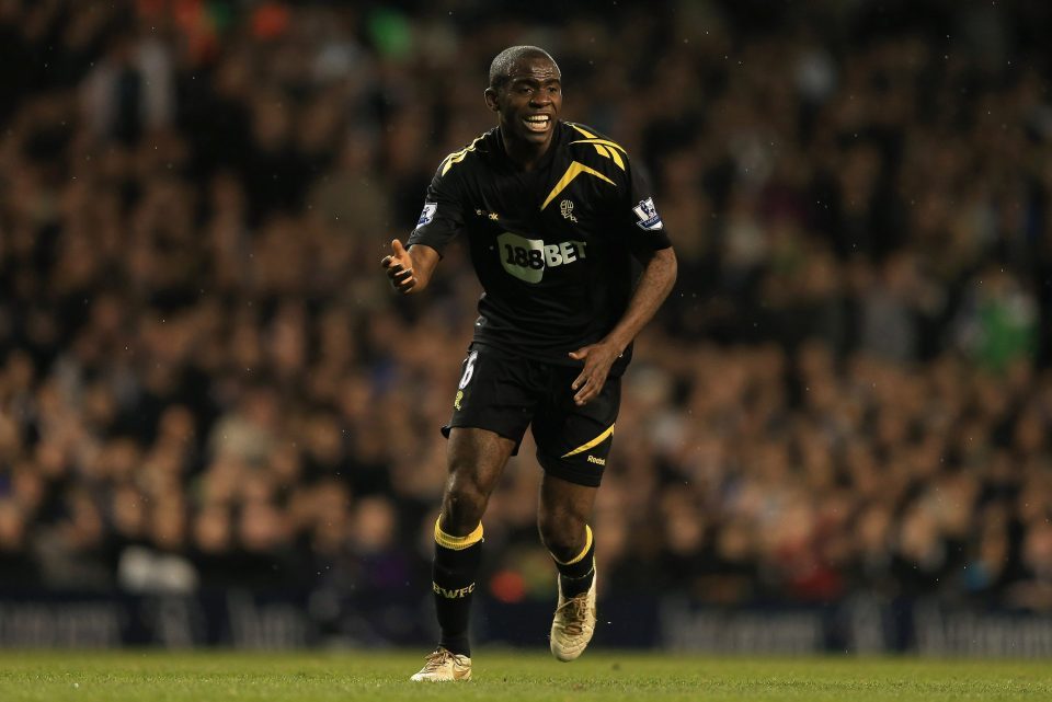 Muamba retired from football after recovering from heart attack