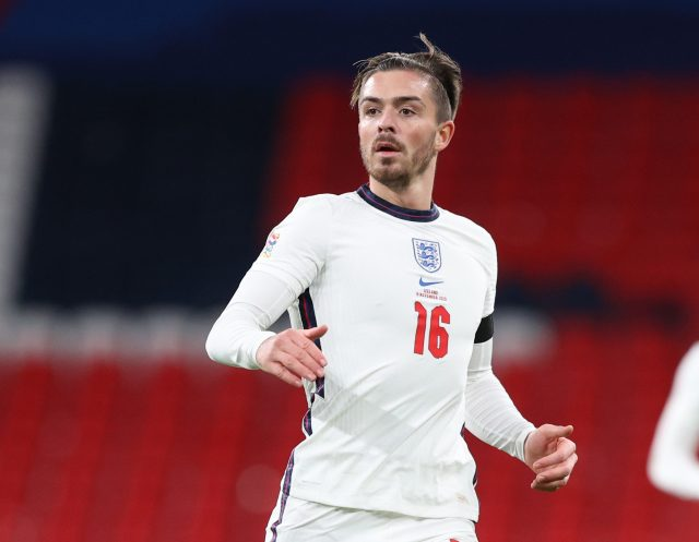 Grealish will be competing with the likes of Phil Foden and James Maddison for a place in the England squad