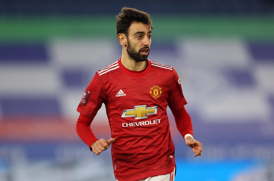 Fernandes is Manchester United's key man but he is counted too much