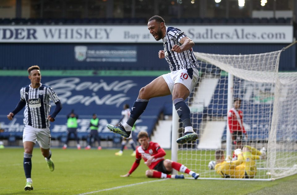 Phillips then gave the Baggies a pillow