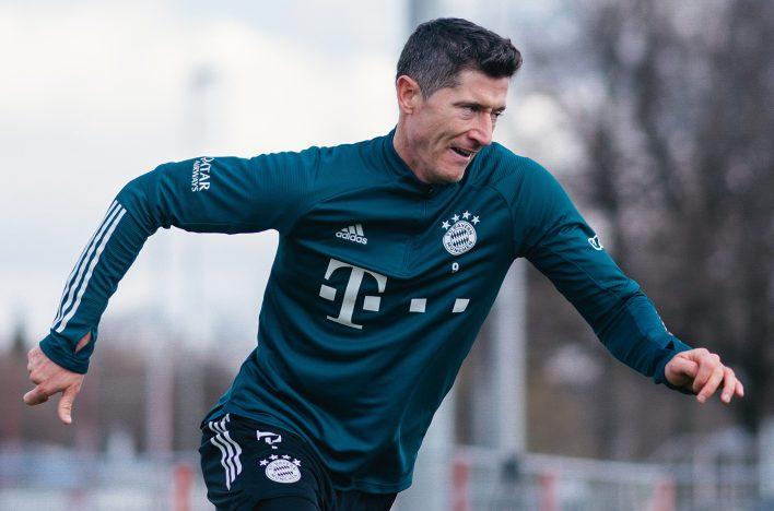 Lewandowski, bu sezon 39 maçta 47 gol atan bir gol makinesidir.