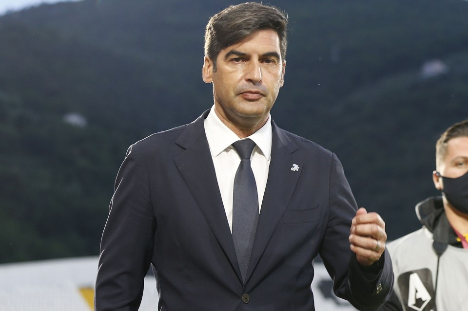 Paulo Fonseca looks set to become next Spurs boss
