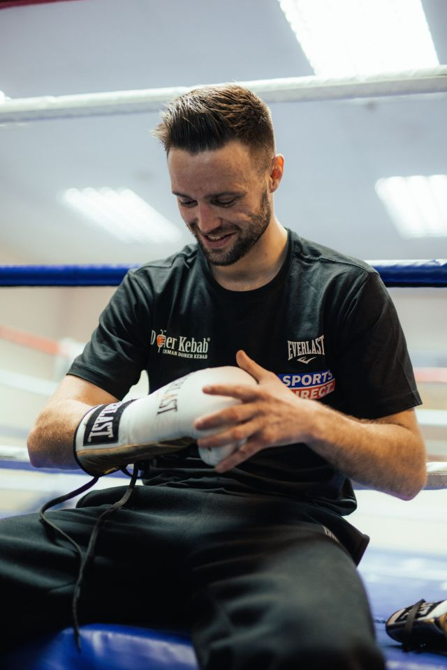 Josh Taylor takes on undefeated American Jose Ramirez this weekend