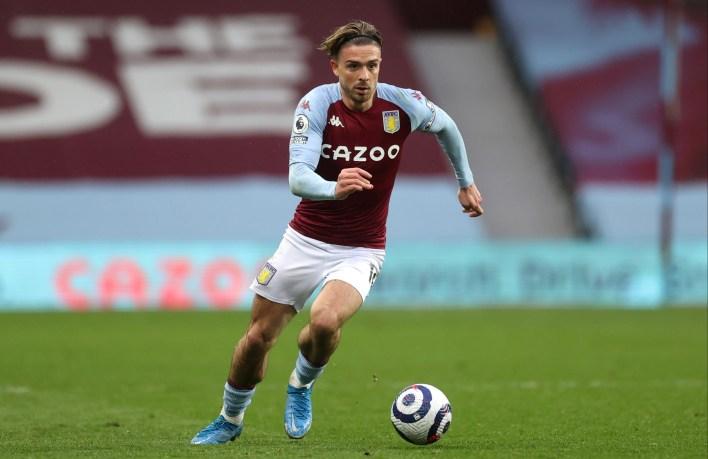 Grealish, altı yaşından beri Villa ile birlikte.