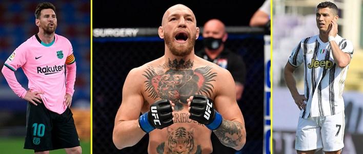 Zafer McGregor'un kariyeri için çok büyük olurken, başka bir yenilgi yıkıcı olurdu