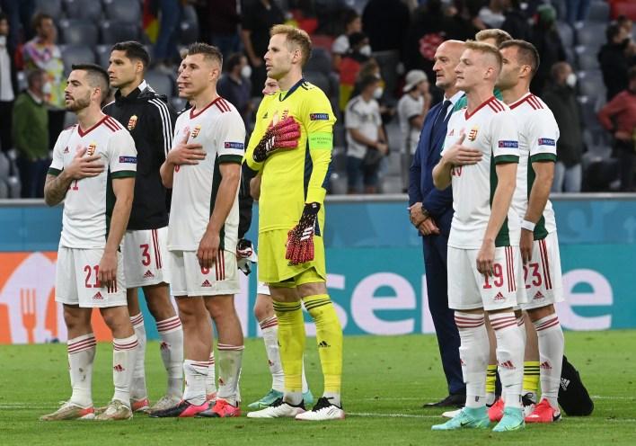 Macaristan turnuvadan başı dik ayrıldı