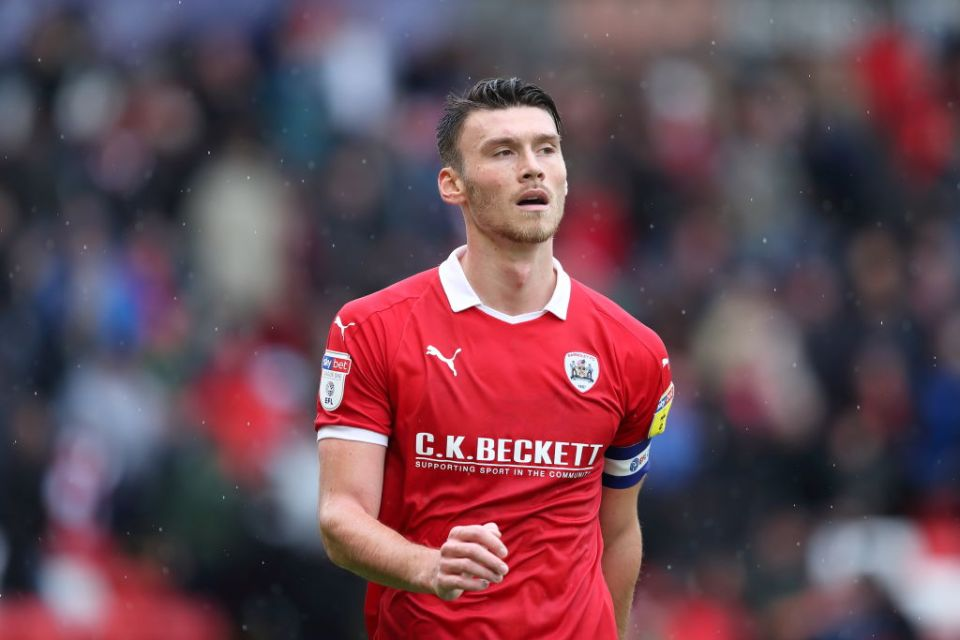 Moore scored 19 goals in 2018/19.  A summons in Wales followed at the end of the campaign