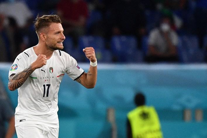 Immobile – ceza sahasına girmiş gerçek bir tilki – kısa bir süre sonra 14. uluslararası golünü çentikledi