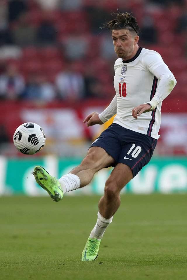 Grealish ayrıca 220 Euro'dan önce İngiltere ikonu Paul Gascoigne ile karşılaştırmalar kazandı