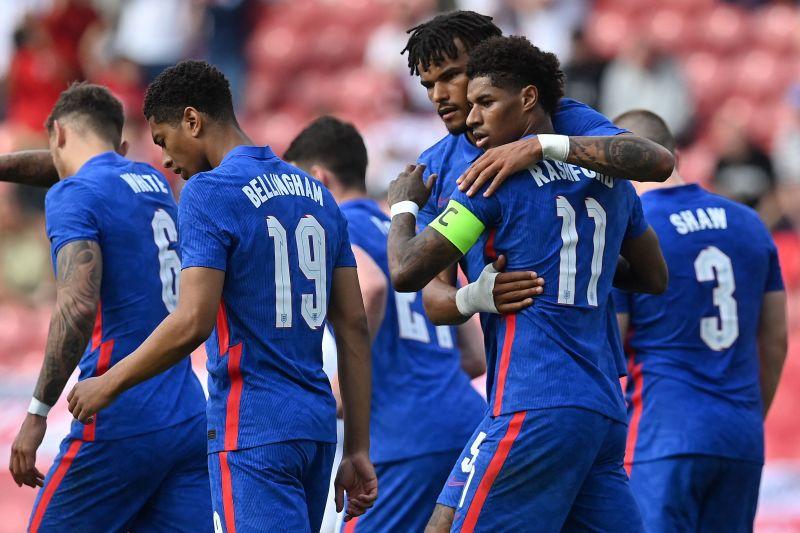 England beat Austria and Romania in their warm-up friendlies