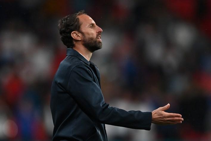 Southgate'in İngiltere tarafı, iki Euro 2020 grup maçından sonra dört puana sahip