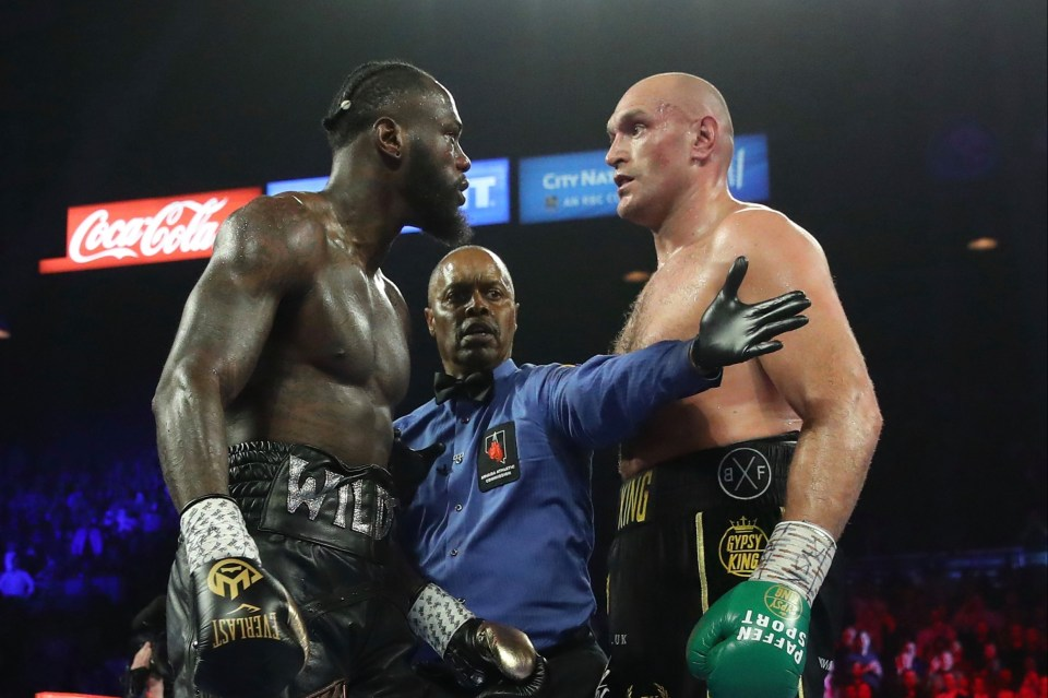 Fury will do battle with Wilder for a third time on October 9