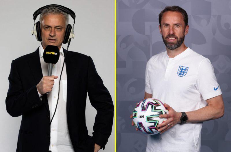 Mourinho gave his advice to Gareth Southgate and England