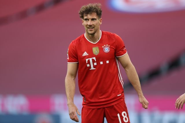 Manchester United submit contract offer to Goretzka amid contract standoff