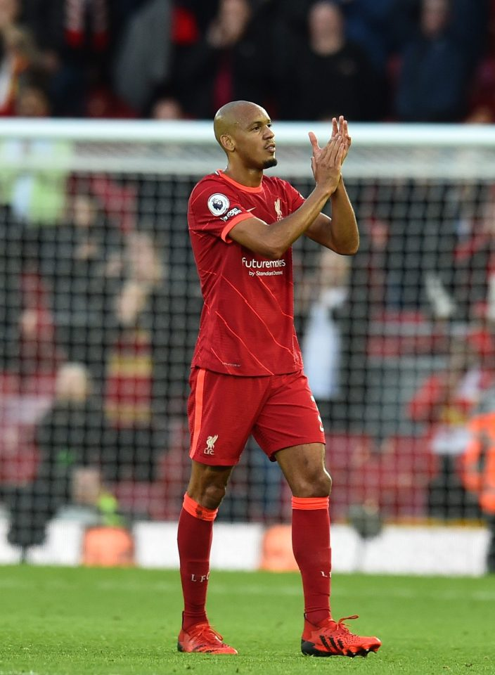 Fabinho also shed light on the elaborate plans to get he and his teammate ready to face Atletico Madrid