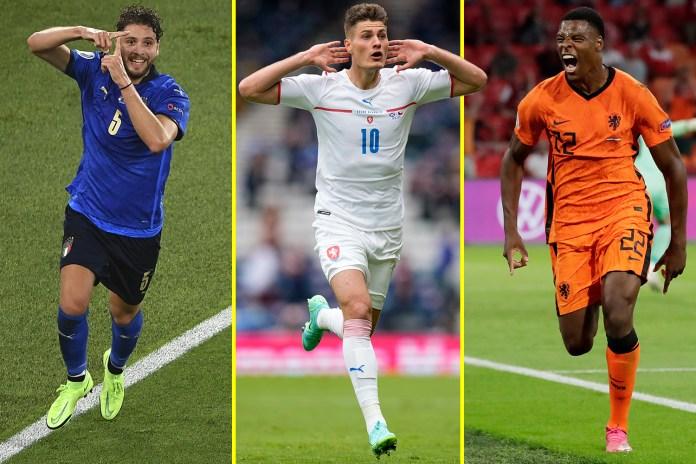 Qual estrela do Euro 2020 o pegou de surpresa?