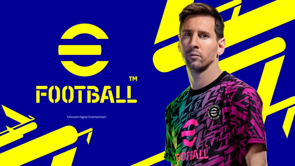 PES is no more. eFootball is now FIFA's main rival