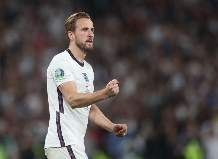 Kane teve uma pausa prolongada depois de ajudar a Inglaterra na final do Euro 2020