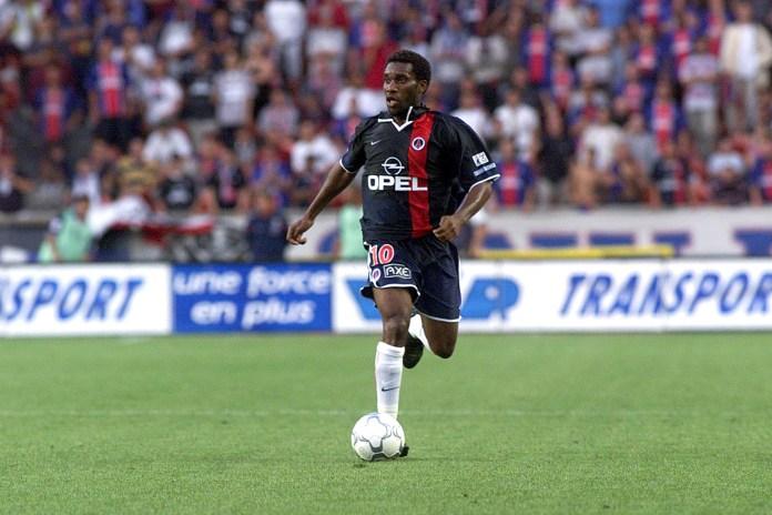 Okocha foi um jogador brilhante e um dos mais divertidos de sua geração