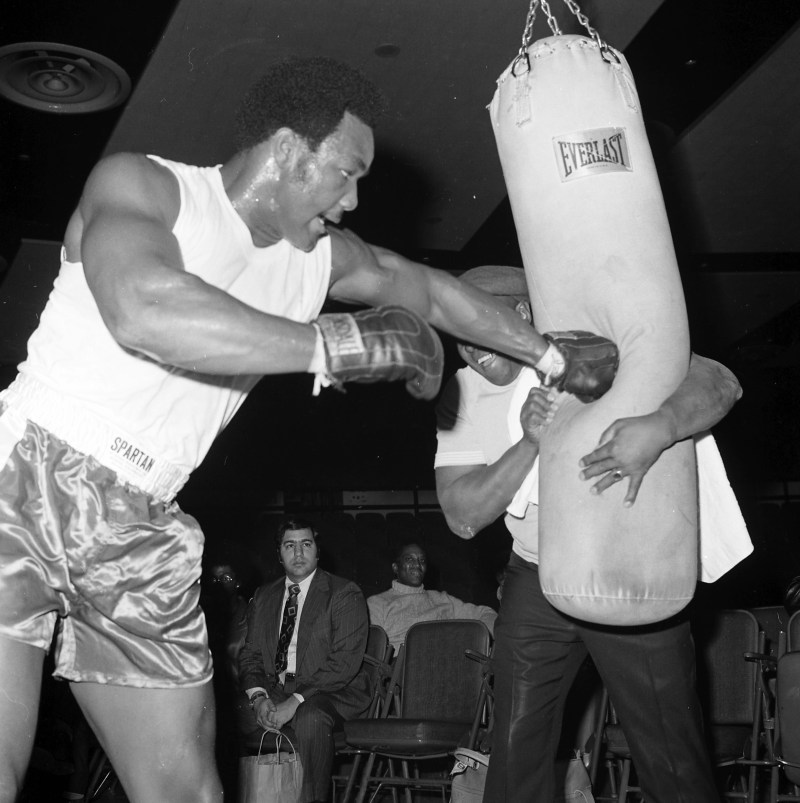 In his prime, Foreman was a dominant champion who possessed one of the hardest punches in boxing