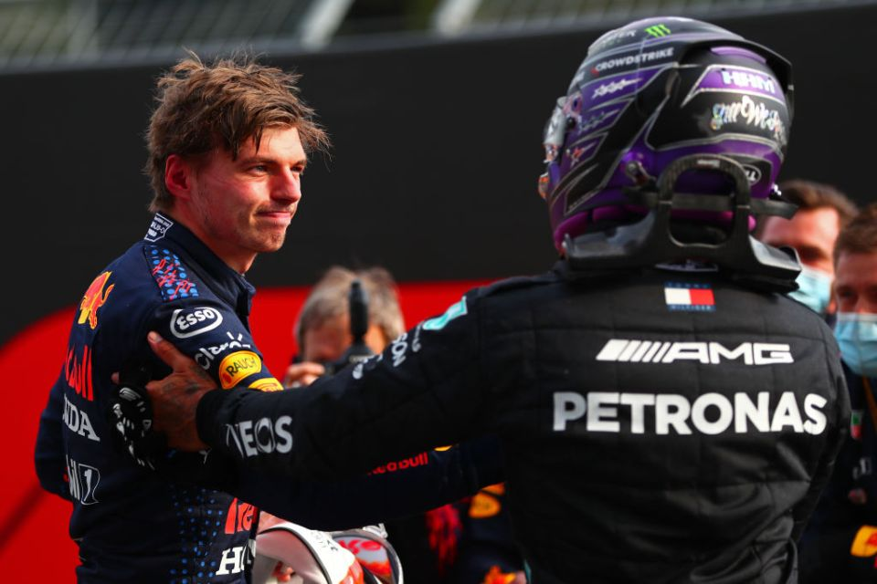 Hamilton and Verstappen have six more races to go in one of the most enthralling title races ever seen