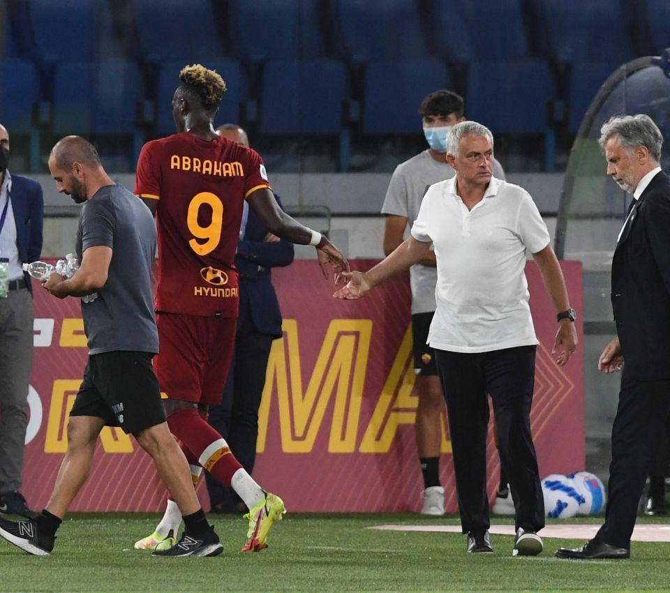 Striker thrives under Mourinho leadership