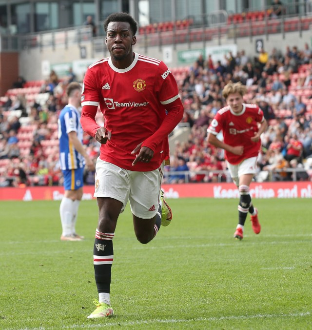 The youngsters to look out for in the Carabao Cup this week including Liverpool sensation Kaide Gordon, Anthony Elanga of Man United and Arsenal wonderkid Charlie Patino