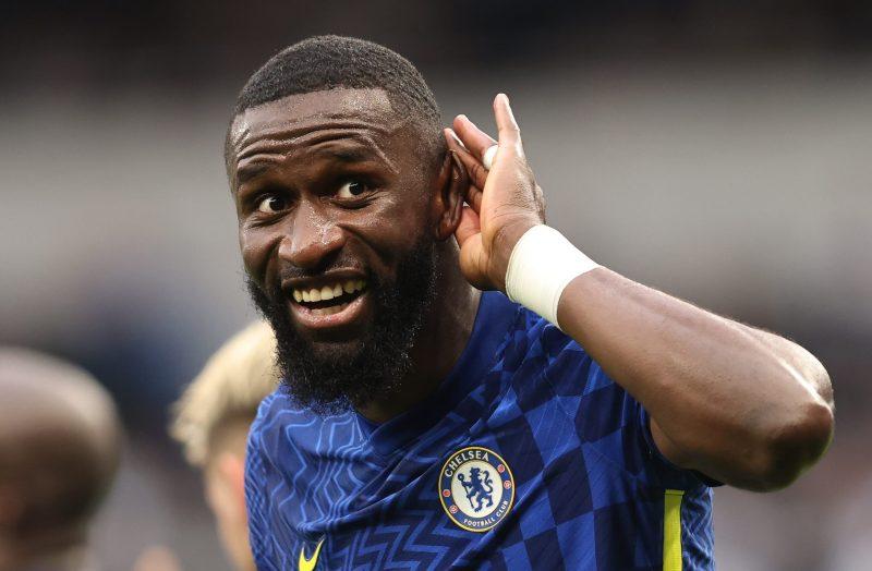 Rudiger has been key to Chelsea's recent success