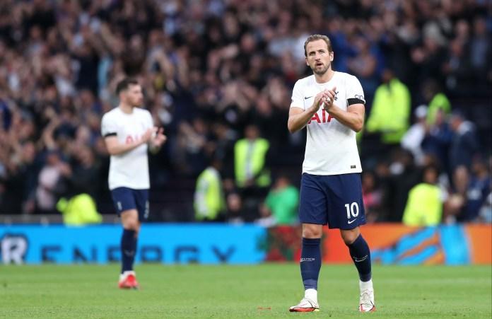 Kane queria deixar o Spurs no verão, mas não mudou para Man City