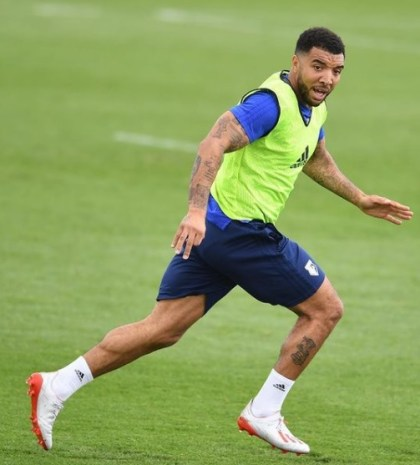 """Troy Deeney has a Birmingham Metropolis tattoo and was """"like a schoolboy"""" within the first coaching session following Watford left."""