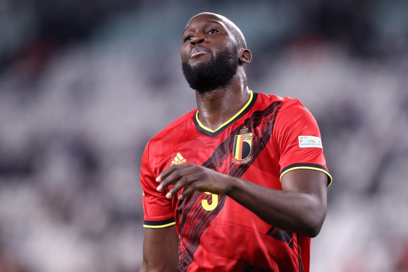 Lukaku withdrew from the Belgium team due to 'muscle fatigue'