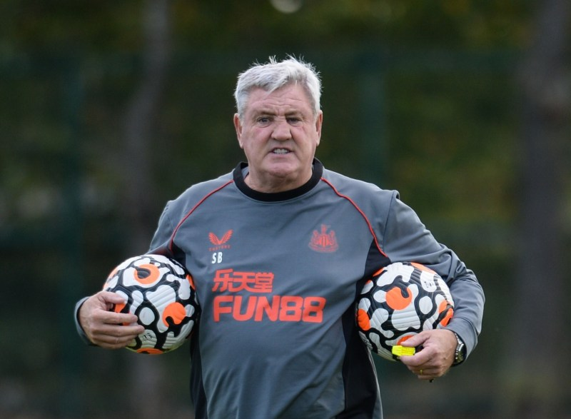 Steve Bruce is still Newcastle manager… for now
