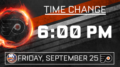 flyers time change