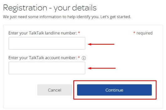 How To Register for My Account