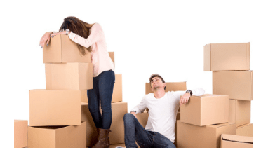 moving home Cost
