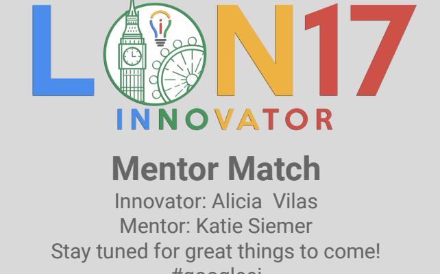 #LON17 Mentor