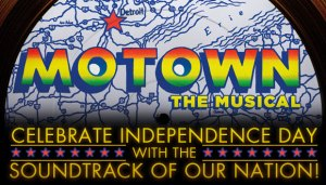 Motown celebrates the 4th of July!