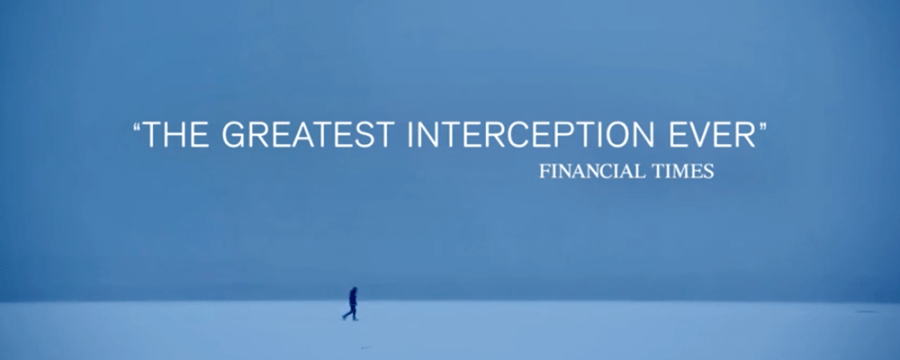 Volvo, the greatest interception