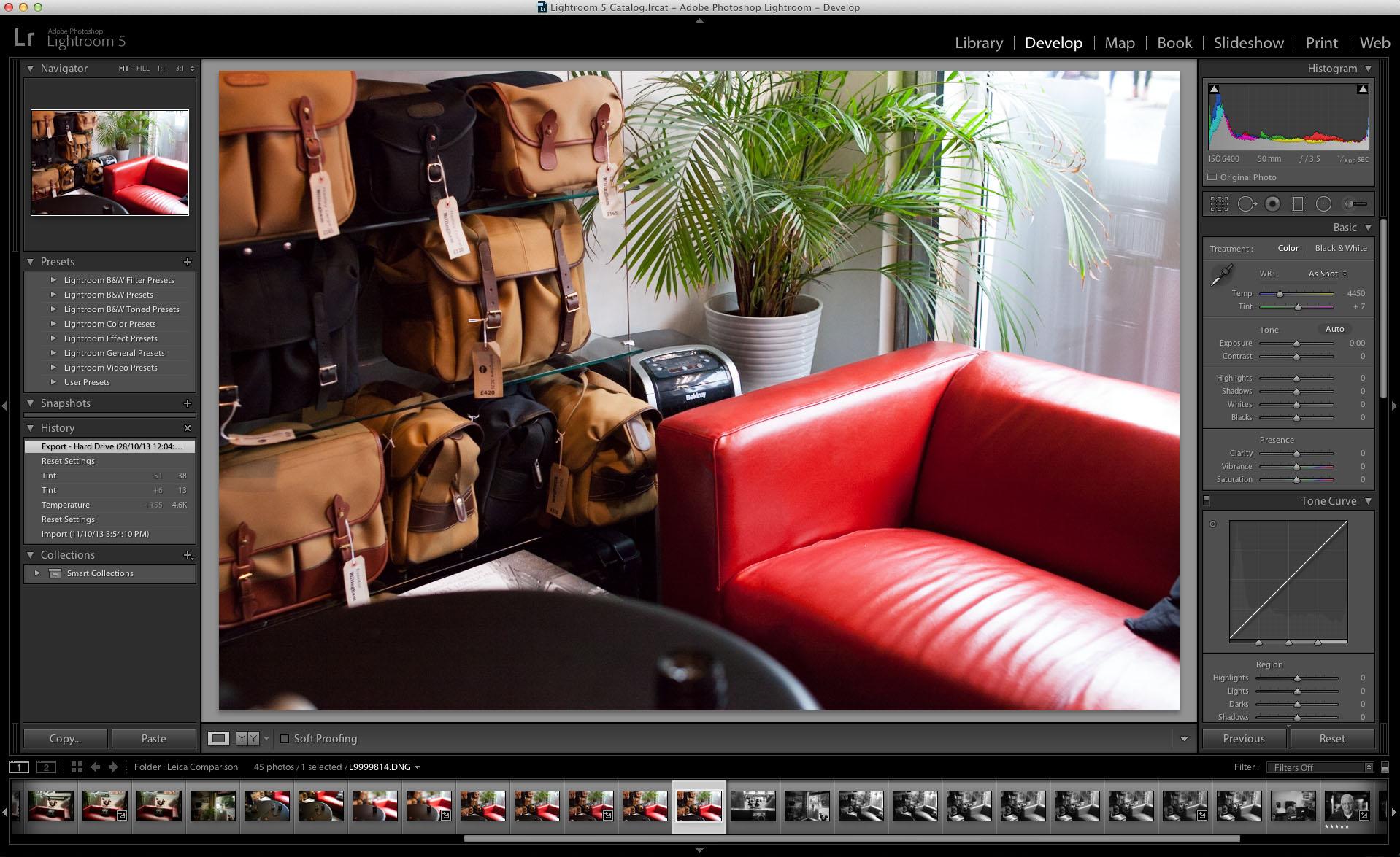 Apple Photos Vs Adobe Lightroom