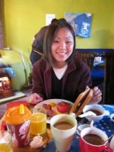 Morning English breakfast!